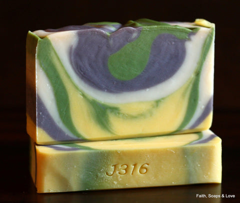 Hummingbird - Handcrafted Artisan Soap - Made in MN