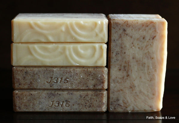 Sarah - Women of the Bible Soap - Lemon Verbena, Oats, Milk, Honey, Rose