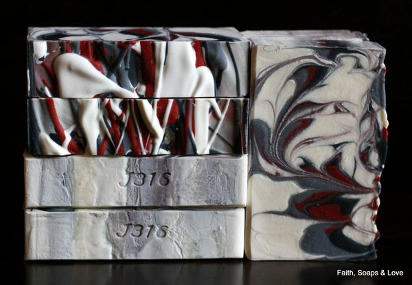 The Perfect Man Artisan Handcrafted Soap  - Sexy, Sensual, Daring