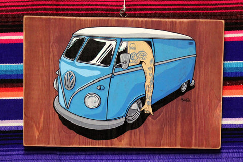 Thug VW Transporter by RnF Kustoms