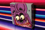 Purple Rat Fink by RnF Kustoms