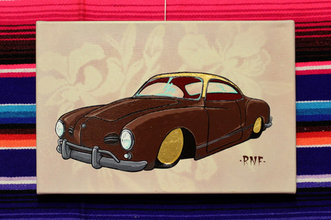 Karmann Ghia by RnF Kustoms