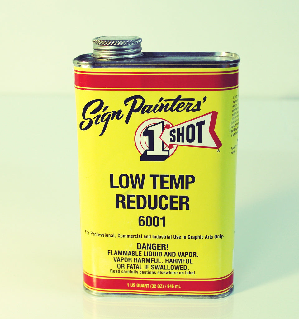 1 Shot  Low Temp Reducer