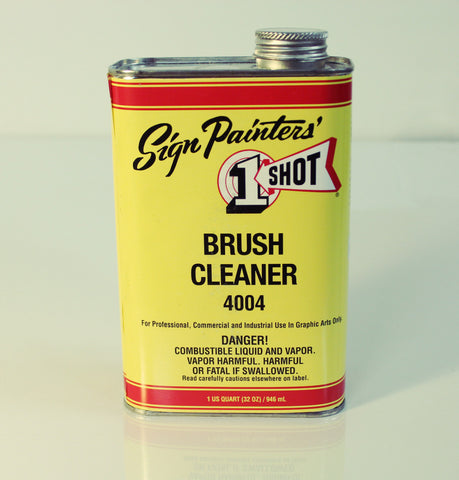 1 Shot Brush Cleaner