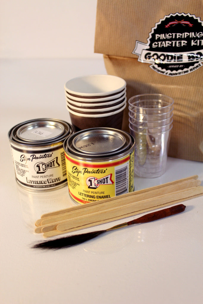 Pinstriping Starter Kit GOODIE BAG