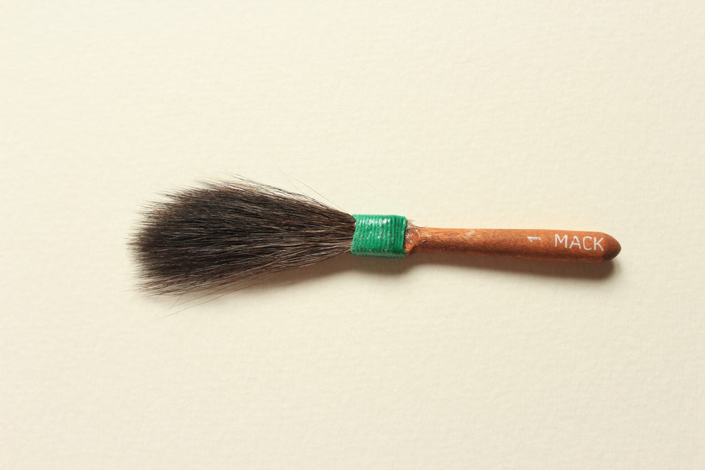 Mack Series 20 Squirrel Hair Sword Liner/Automotive Repair Brush