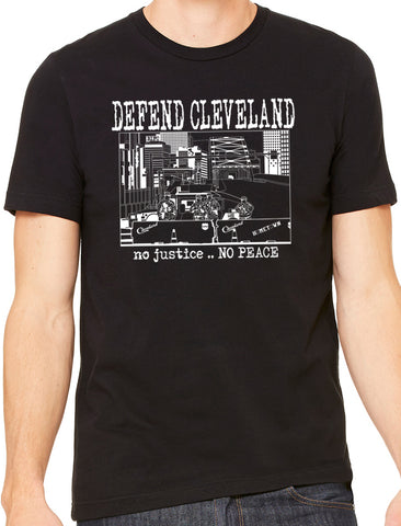 Defend Cleveland Tee