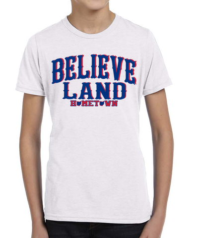 Believe Land Kids Tee