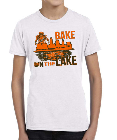 Bake on the Lake Kids Tee