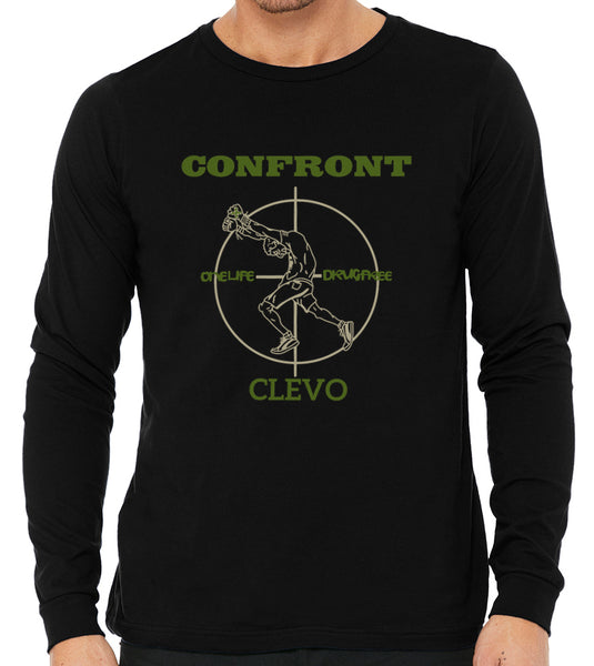 OLC - Confront Clevo L/S Tee