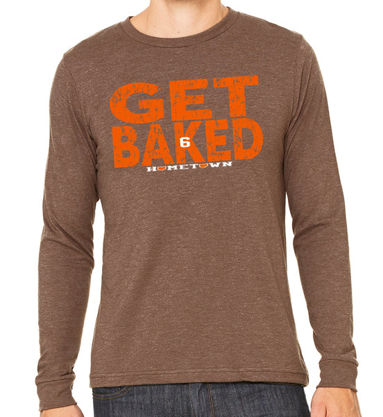 Get Baked L/S Tee