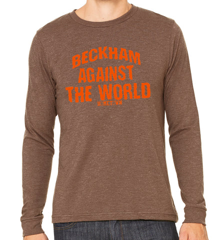 Beckham Against the World L/S Tee