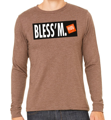 Bless'm - Just Do It L/S Tee