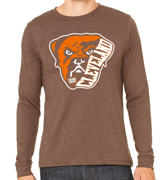 Cleveland Dawg L/S Tee