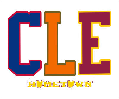 CLE Sticker