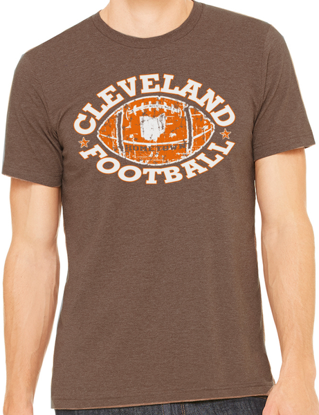 Cleveland Football Tee 2.0