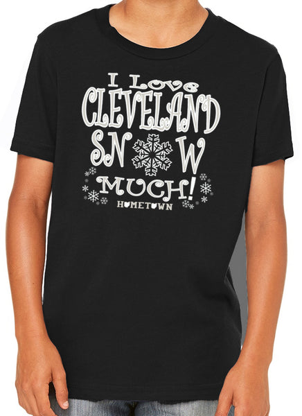 Snow Much Kids Tee