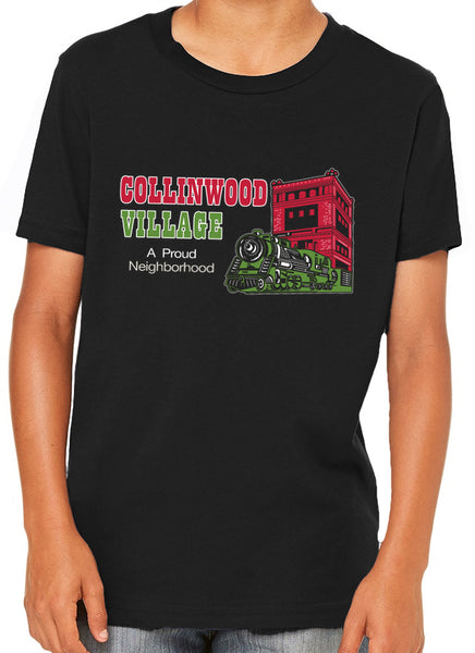 Collinwood Village Kids Tee