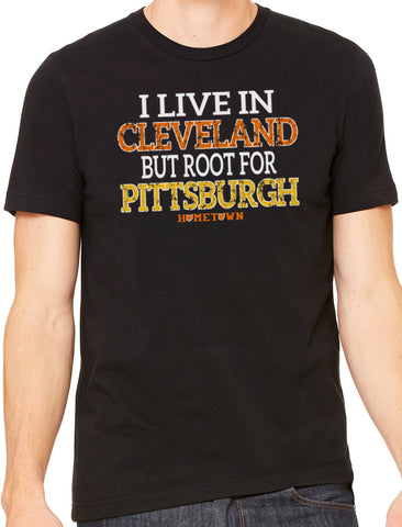 Root For Pittsburgh Tee