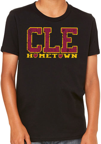 CLE Hometown 2.0 Kids Tee