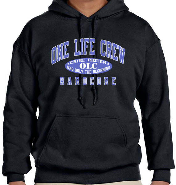 OLC - Crime Ridden Hoodie