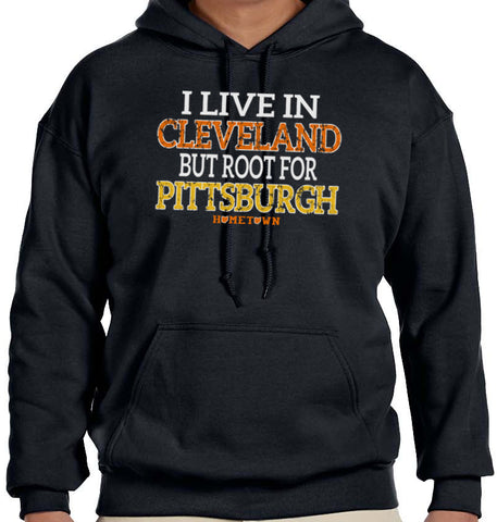 Root For Pittsburgh Hoodie