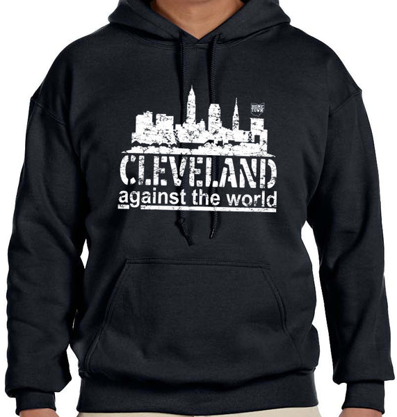 Cleveland Against the World Hoodie