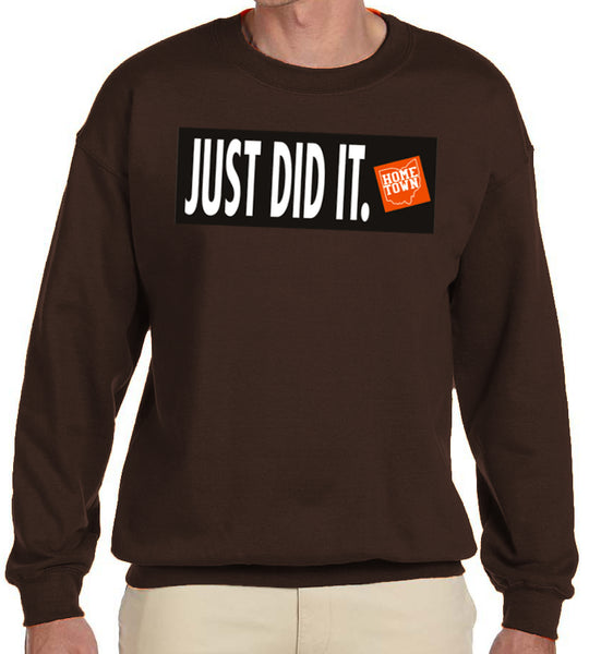 Just Did It - Just Do It Crew