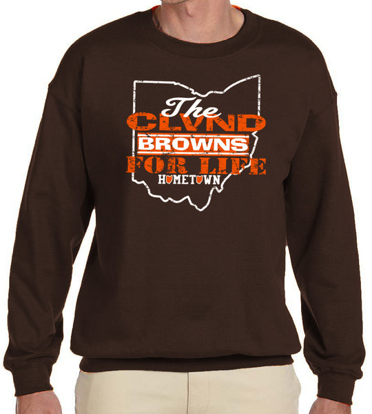 Browns For Life Crew