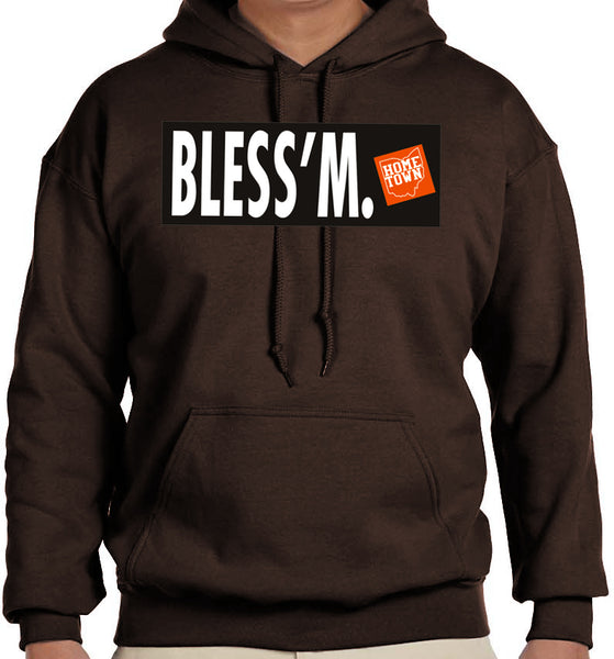 Bless'm - Just Do It Hoodie
