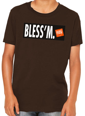 Bless'm - Just Do It Kids Tee