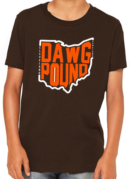 Dawg Pound Kids Tee