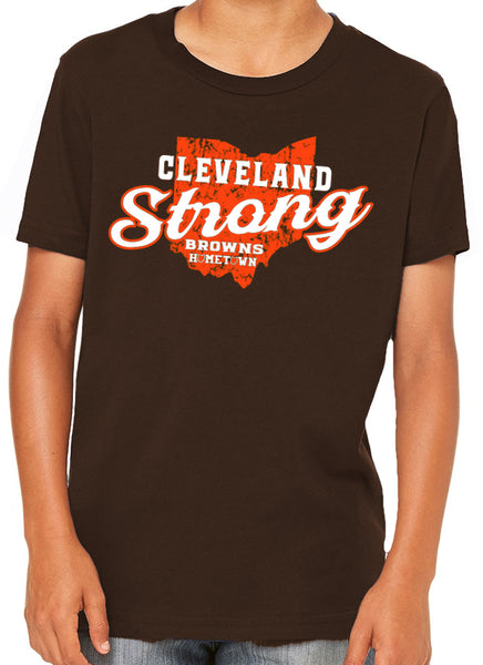 Cleveland Strong Kids Tee