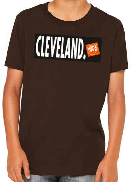 Cleveland - Just Do It Kids Tee