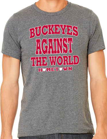 Buckeyes Against the World Tee