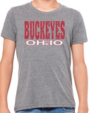 Buckeyes Ohio Kids Tee