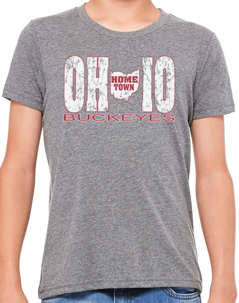 Ohio Buckeyes Kids Tee