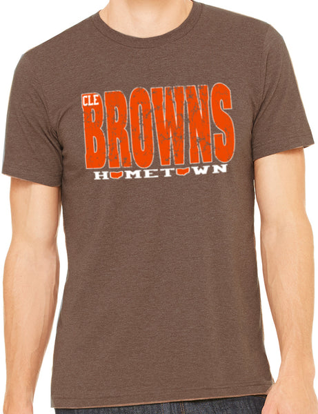 Hometown Browns Tee