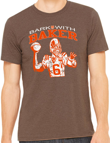 Bark With Baker Tee