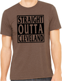 Straight Outta Tee (Black Ink)