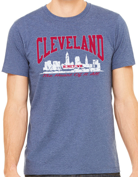 Cleveland Heart of it All Tee
