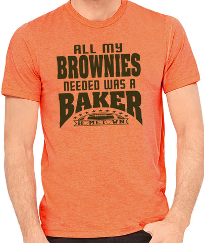 Brownies Needed a Baker Tee