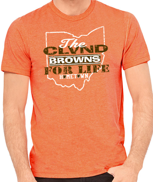 Browns For Life Tee