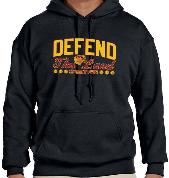 Defend the Land Hoodie