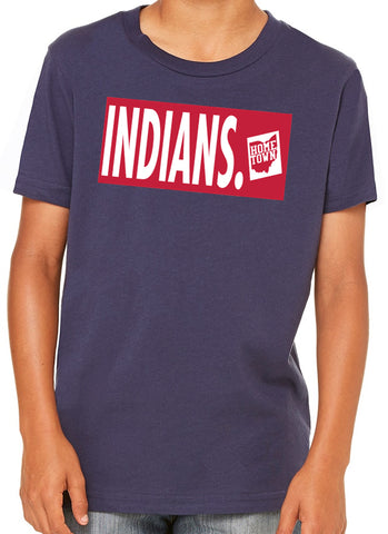 Indians - Just Do It Kids Tee