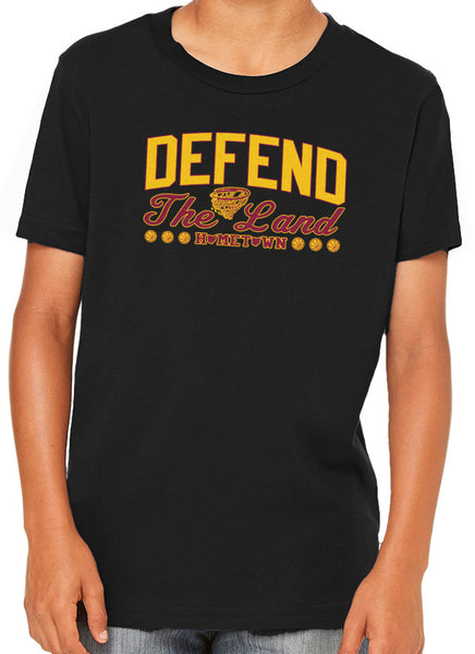 Defend the Land Kids Tee