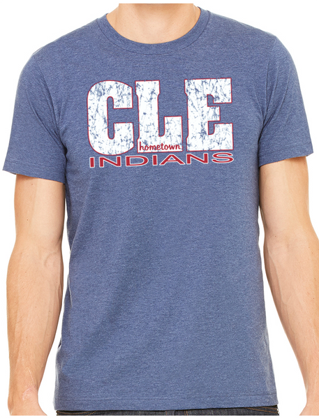 CLE Indians 2.0 Tee