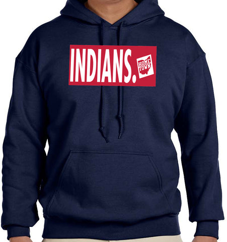 Indians - Just Do It Hoodie