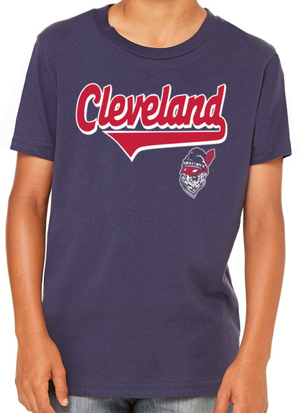 Traditional Cleveland Kids Tee