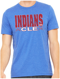 CLE Indians Tee